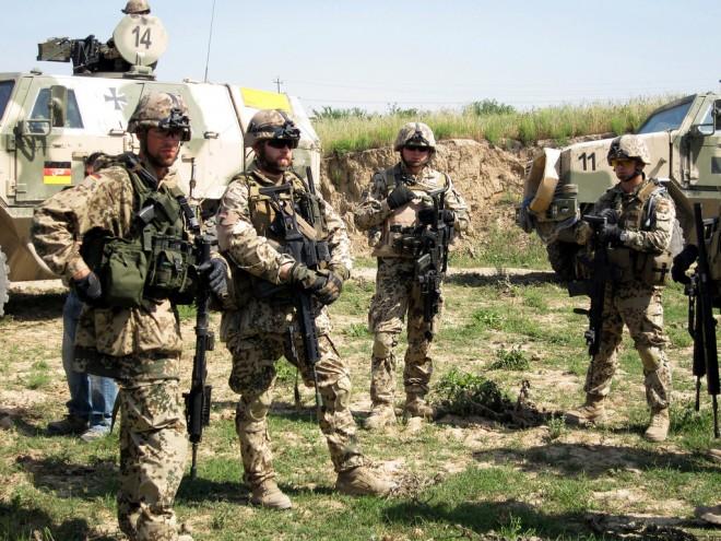 ISAF Einsatz Afghanistan