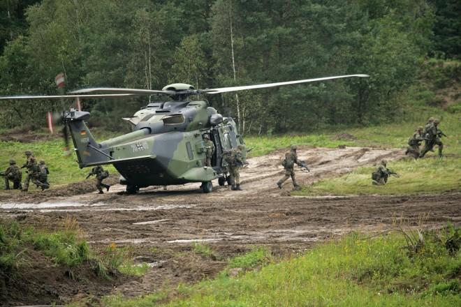 Mehrzweckhubschrauber NH90