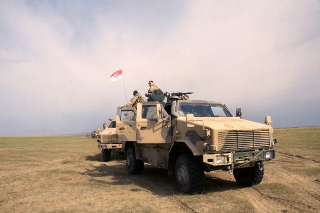 ISAF Einsatz Afghanistan 2010